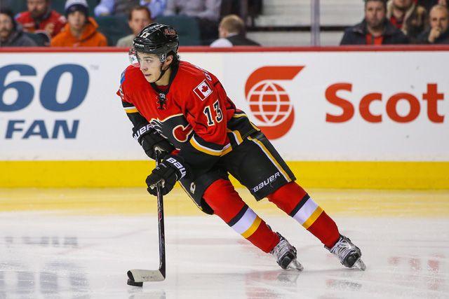Nhl Hockey News Scores Stats Standings And Rumors National Hockey League Johnny Gaudreau Hockey News Calgary Flames