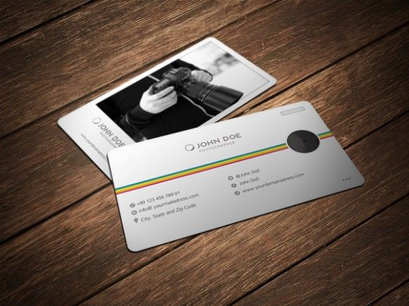 30 Beautiful And Creative Business Card Designs October 2012