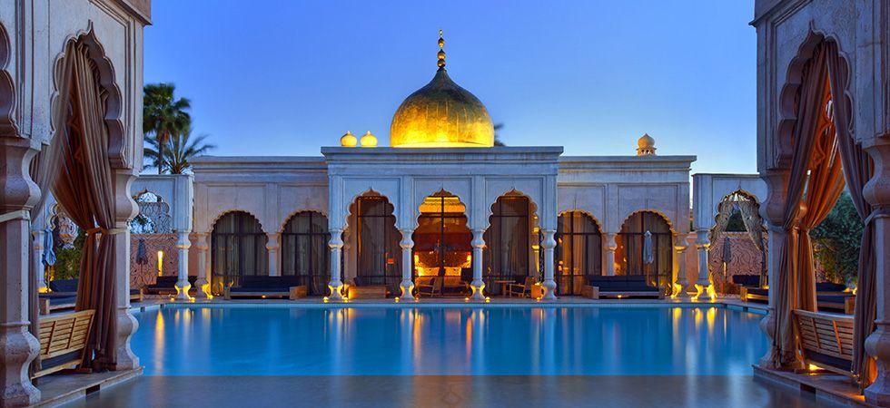 Palais Namaskar Marrakech Luxury Hotel In Morocco