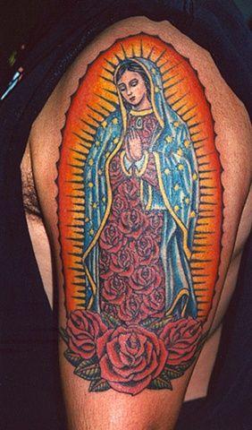 nice guy tattoo virgin mary tatts pinterest guy tattoos virgin mary and tattoo. Black Bedroom Furniture Sets. Home Design Ideas