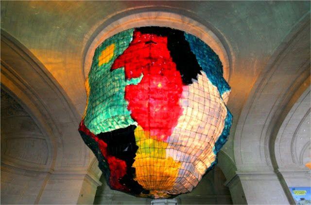 Domenique Mora : Gaetano Pesce   Palais Des Beaux Arts Lille