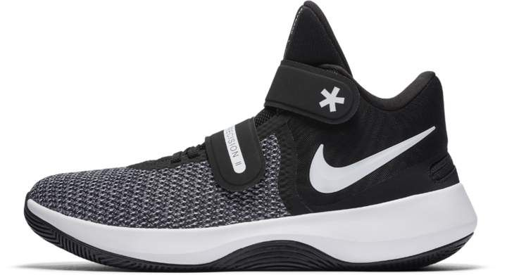 detailed pictures 8dadc 36010 ... Nike Air Precision II FlyEase Men s Basketball Shoe .