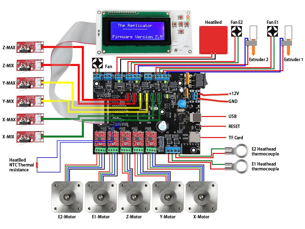 Картинки по запросу a4988 stepper motor drive module 3D
