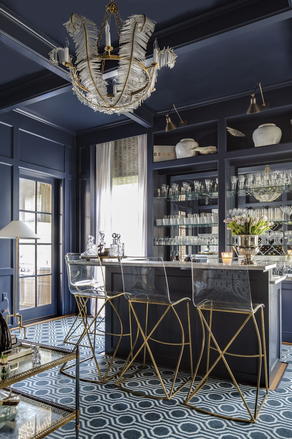 20 Glorious Contemporary Home Bar Designs You Ll Go Crazy For: Modern Home Bar Designs, Modern Home Bar, Home