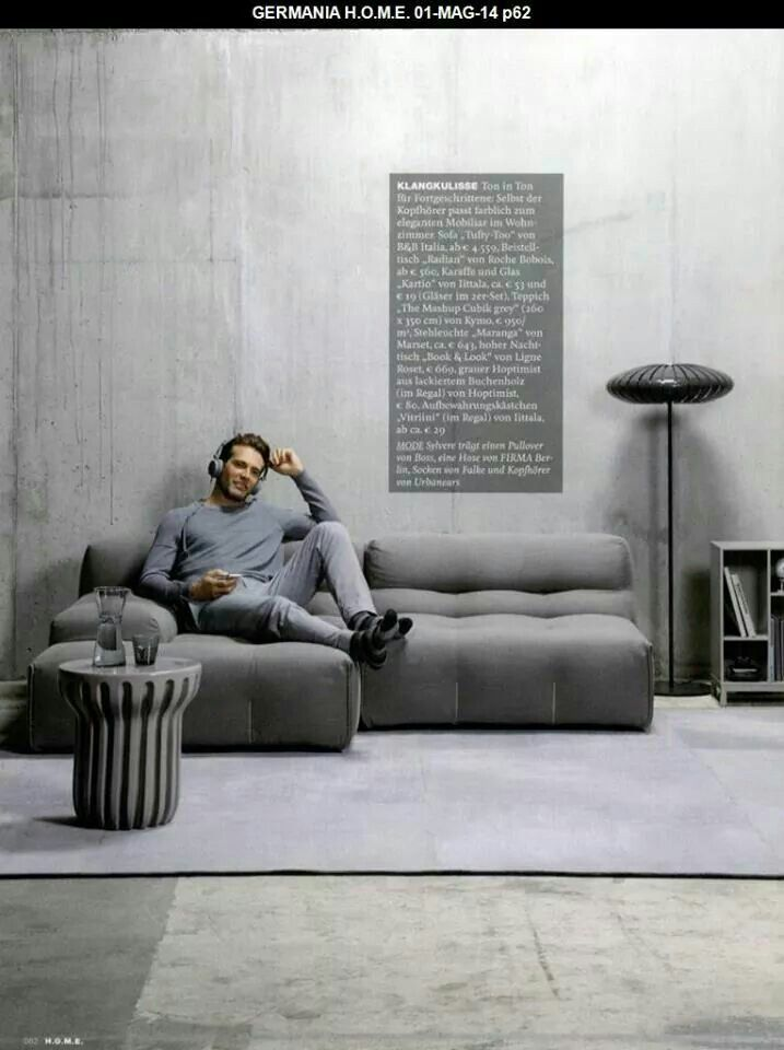 GERMANY _ H.O.M.E. MAY 2014 #BEBITALIA #PRESS #TUFTYTOO #PATRICIAURQUIOLA