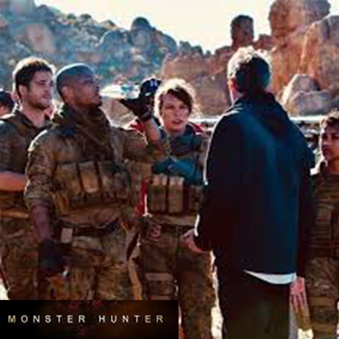 Monster Hunter 2020 In 2020 Monster Hunter Online Monster Hunter Free Movies Online