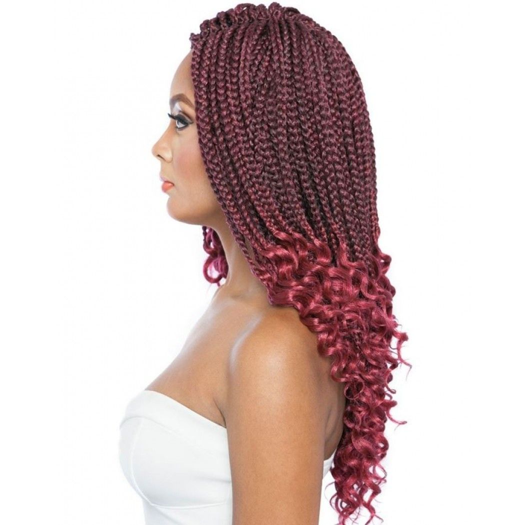 10++ Crochet braids with curly ends inspirations
