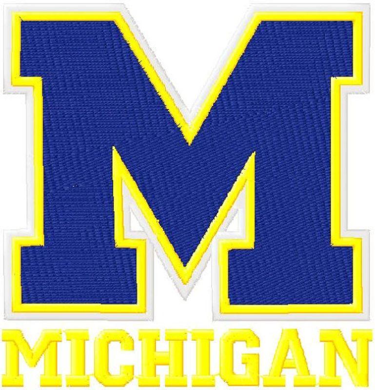 University Of Michigan Logo Google Search University Of Michigan Logo Go Blue Michigan
