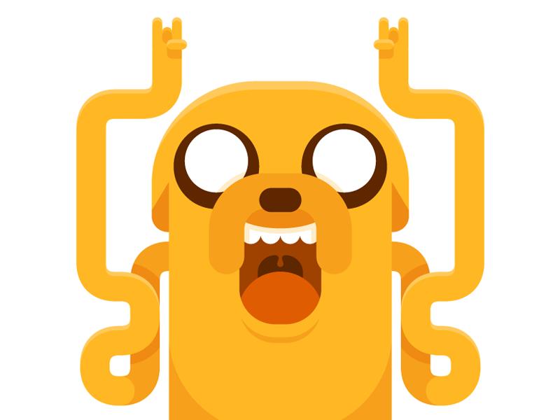 Jake Adventure Time Cartoon Jake Adventure Time Adventure Time Anime