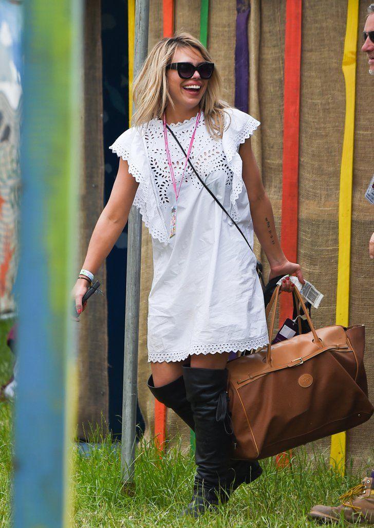Billie Piper Billie piper, Festival fashion, Music