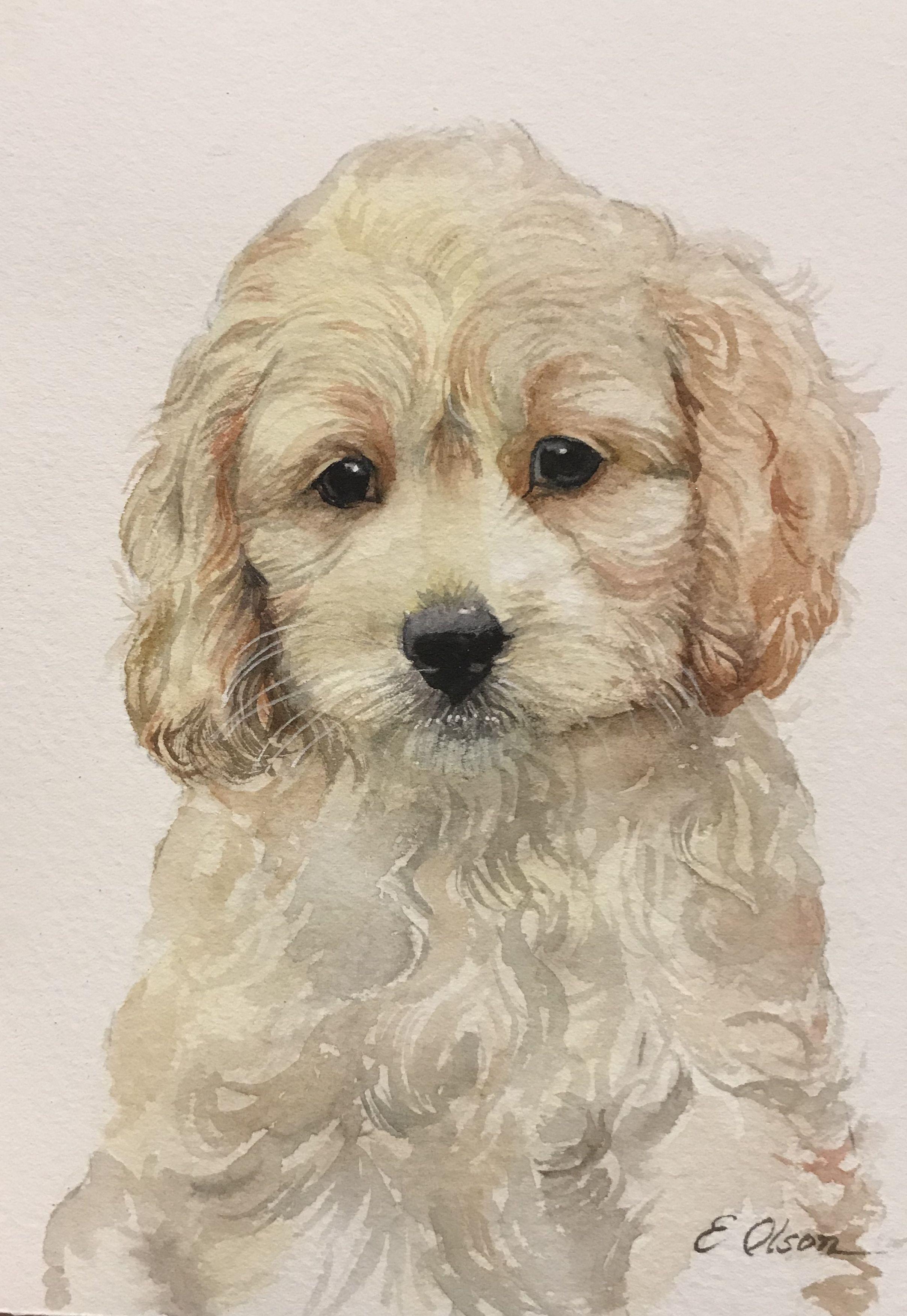 Puppy Nursery Animal Prints Set Of 4 Prints Watercolor Kids Etsy In 2020 Puppy Wall Art Watercolor Kids Room Puppy Nursery