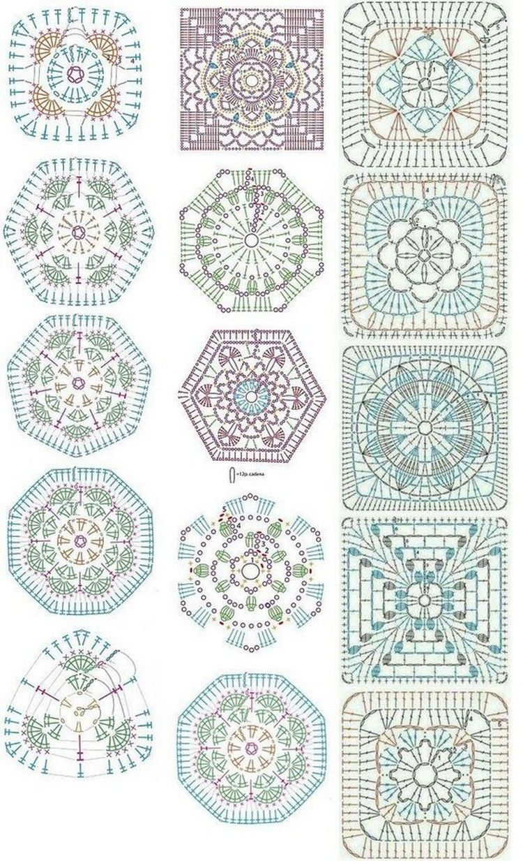Charming Crochet Designs Work For Beginners & Professionals