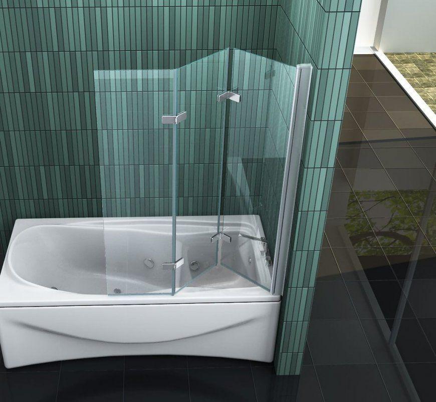Duschwand Glas Fur Badewanne Mit Bildern Duschabtrennung