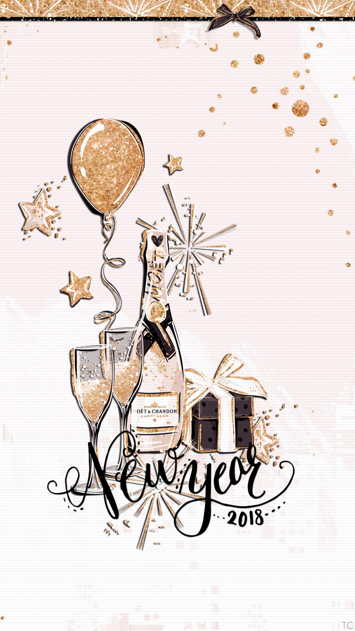 Obshij Dostup Predostavlen Cherez Dropbox Happy New Year Wallpaper New Year Wallpaper New Year Card Design