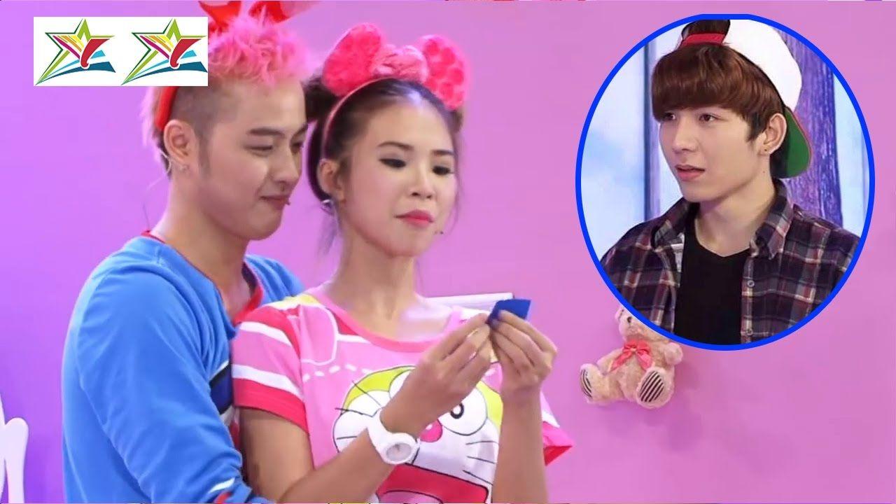 Tội Nghiệp Kelvin Khánh khi thấy Khởi My và Thanh Duy trong Cảnh ...