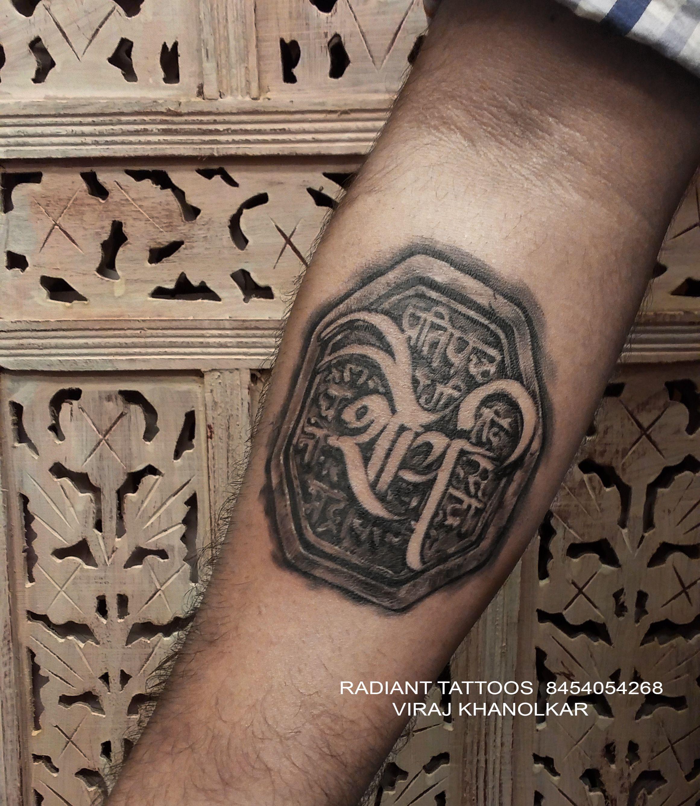 Pin By Pratik Pal On Indian Tattoo In 2020 Indian Tattoo Tattoos Body Art Tattoos