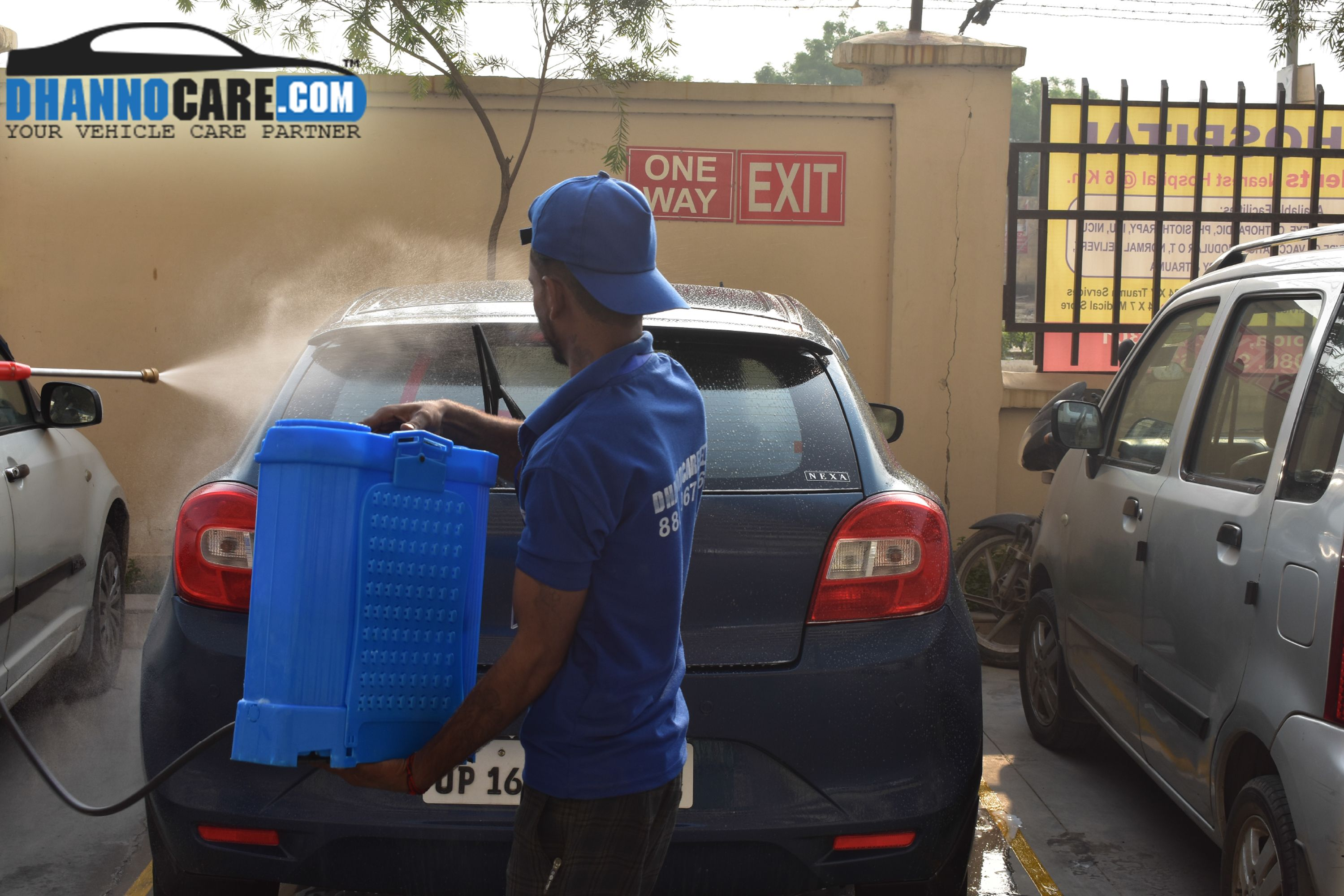 Our Another Show Case Daily Car Cleaning At Your Doorstep Dhannocare Carcleaning Carwash Carcare Dailycarcleaning Dailyc Vehicle Care Car Cleaning Car
