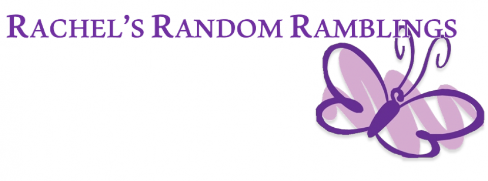 Rachel's Random Ramblings.  My blog I started just after being diagnosed with #lupus where I share my experiences, thoughts, and tips. I'm posting it now in hopes that it could help inspire others and get them through rough times. #spoonie #chronicillnesswarrior #rachelsrandomramblings