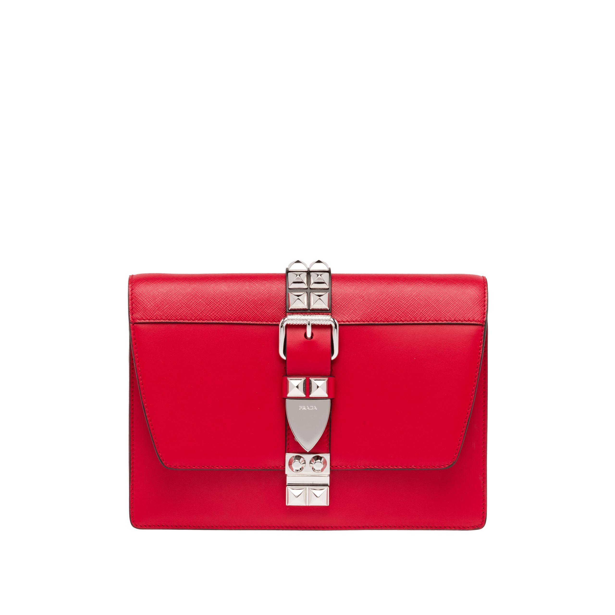 06fe298a81 Prada Elektra calf leather bag