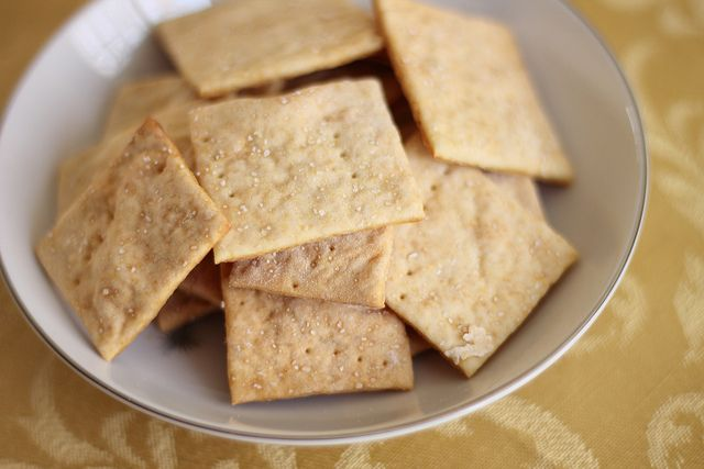 Saltine crackers 15 minutes to make your own plus baking time saltine crackers 15 minutes to make your own plus baking time adorkablerecipes solutioingenieria Image collections