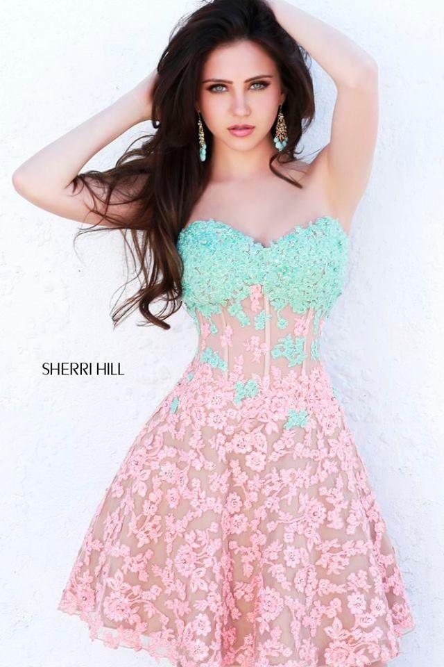 SherriHill #fashion   Sherri Hill   Pinterest