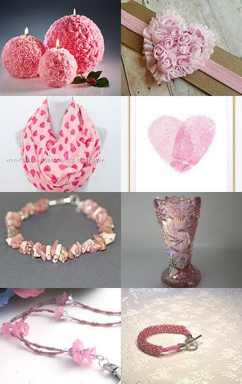 Valentine's Day Pink by ChandraAndMike Vigil on Etsy--Pinned with TreasuryPin.com