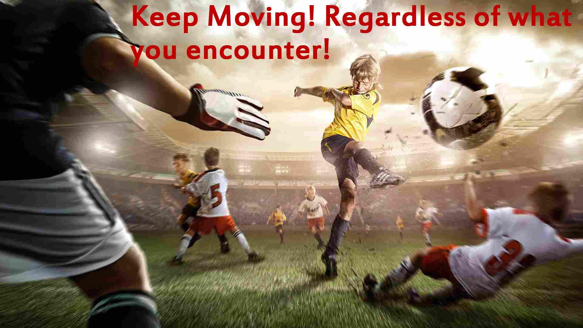 Keep Moving Sports Wallpapers Football Kids Kids Sports