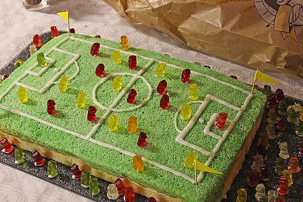 Kicker - Kuchen von Slatina | Chefkoch