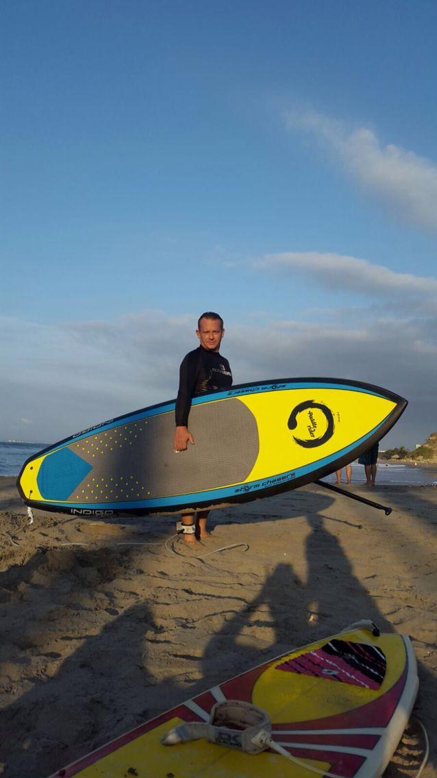 Ready To Paddle Stormchaser índigo Paddlerider