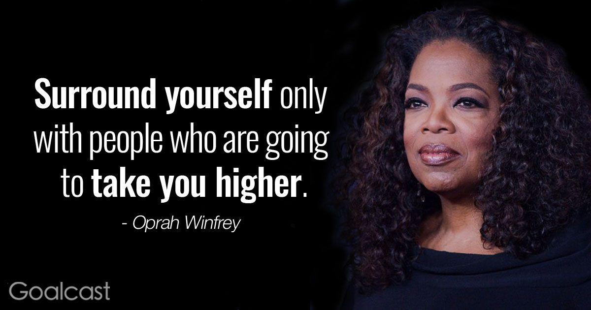 Top 20 Inspiring Oprah Winfrey Quotes That Will Empower