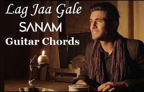 Lag Jaa Gale Sanam Guitar Chords Lata Mangeshkar Theguitar