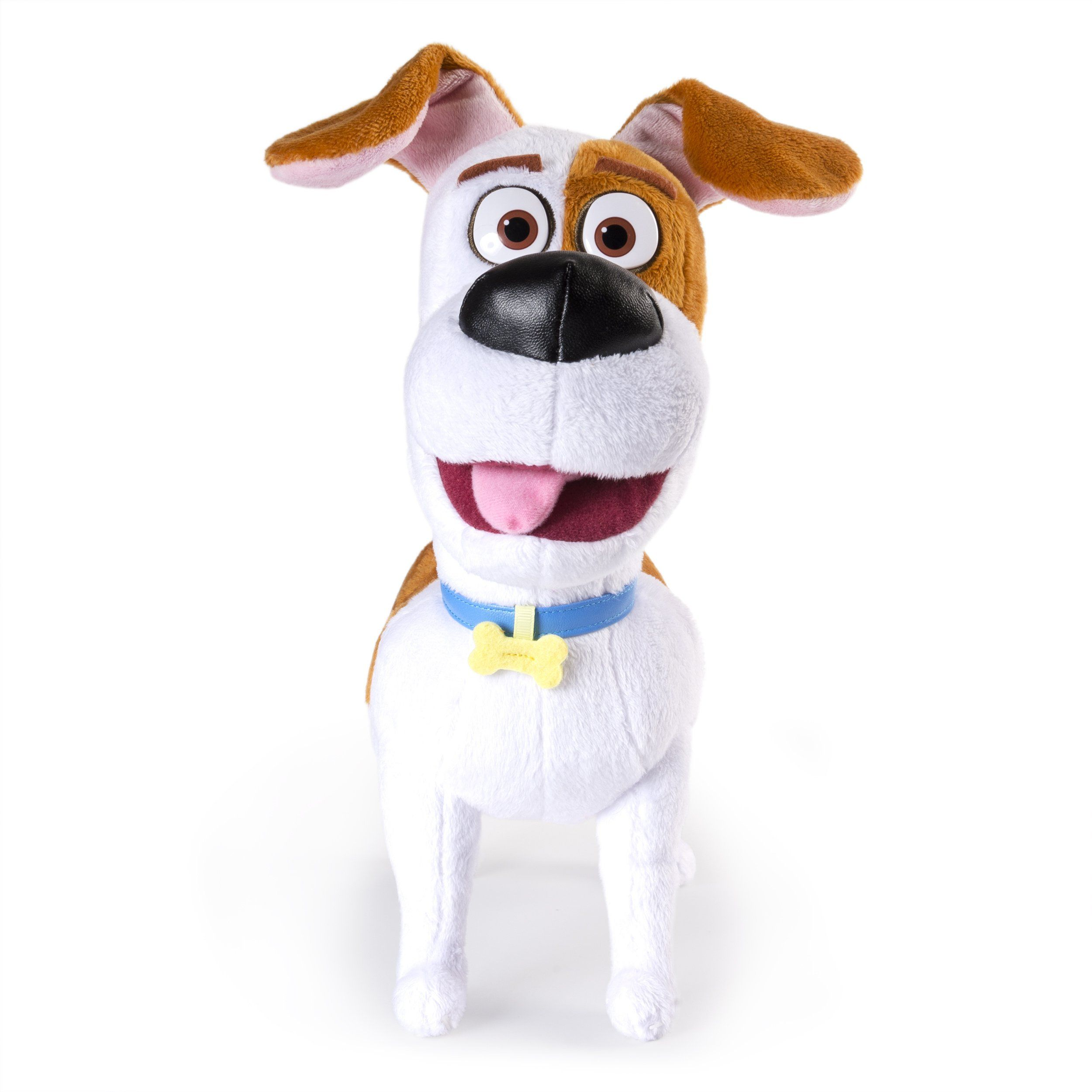 Secret Life Of Pets The Max 12 Talking Plush Buddy See This Terrific Product This Is An Affiliate Link Toys Pet Max Secret Life Of Pets Secret Life