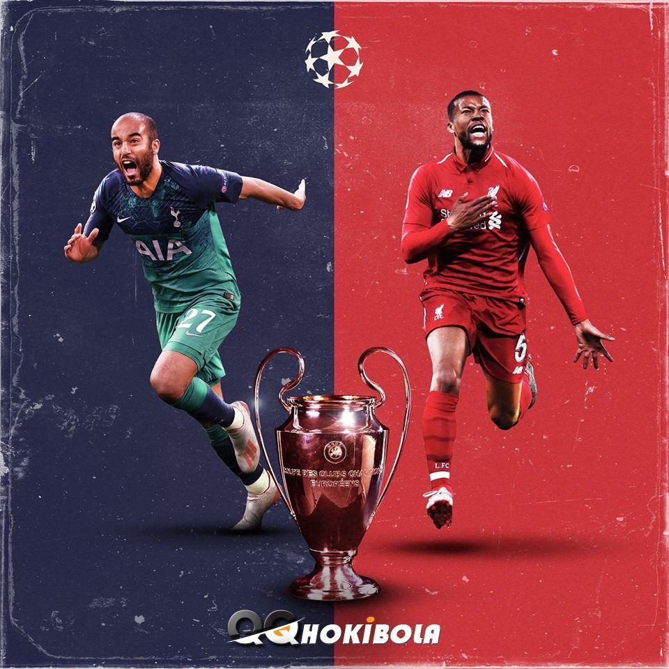 Final Liga Champions 2019 Di Qqhokibola Tottenham Hotspur Champions League Poster Tottenham