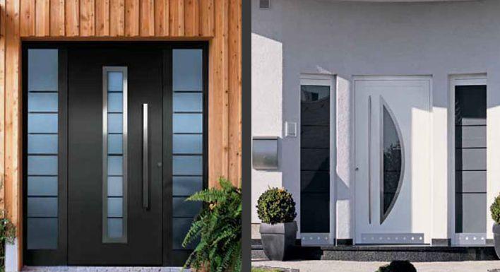 Resultado de imagen para imagenes de puertas de aluminio para