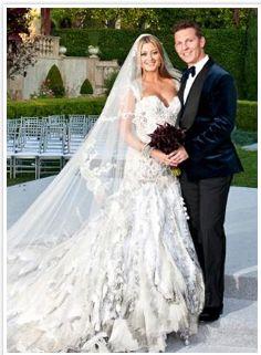Celebrity Wedding Inspiration Celebrity Wedding Dresses