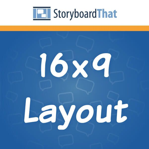 Capture  Resolution With A Widescreen Storyboard Layout