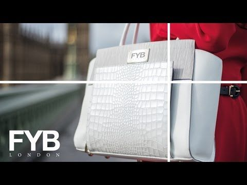Awesome Fyb London Handbags Is The World S Smartest Handbag With Wireless A Charging Pocket Fingerprint Lock Distance Alerts Rf