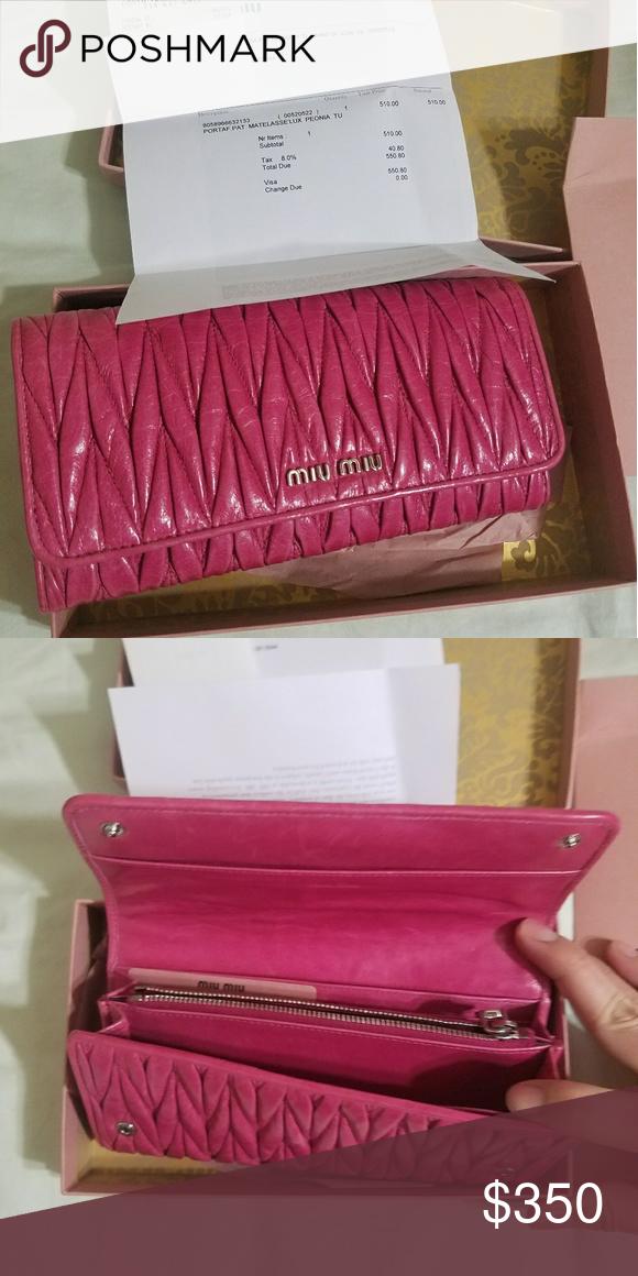 b1d4b7106141 Miu Miu purse mint