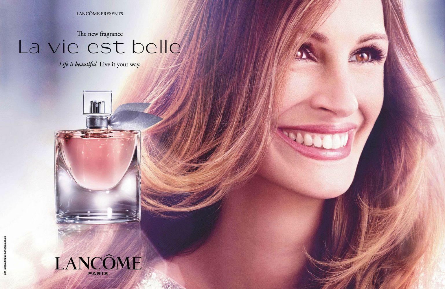 d58b7cb5a62e5 Luxetips Beauty! My New Love  LANCÔME s La Vie Est Belle Fragrance ...