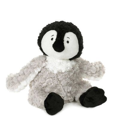 Love this Gray & Black Bellifulls Penguin Plush Toy by GANZ on #zulily! #zulilyfinds