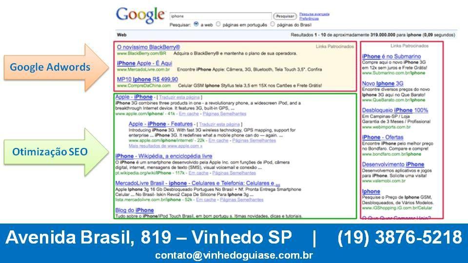 Valinhos   Google Adwords,Links Patrocinados,Rede de Display,Remarketing,SEO,SEM   Criação de Sites para Pequena, Média Empresas