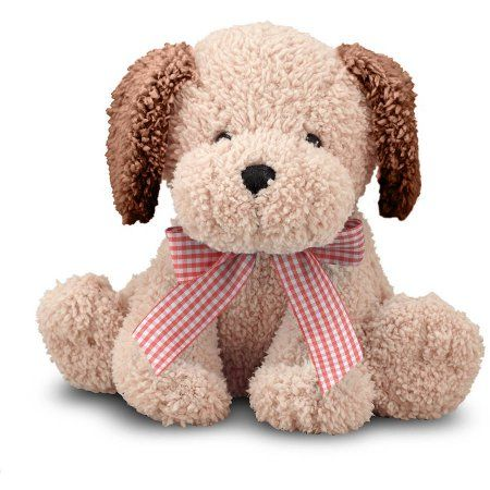 Toys Golden Puppy Pet Puppy Brown Teddy Bear