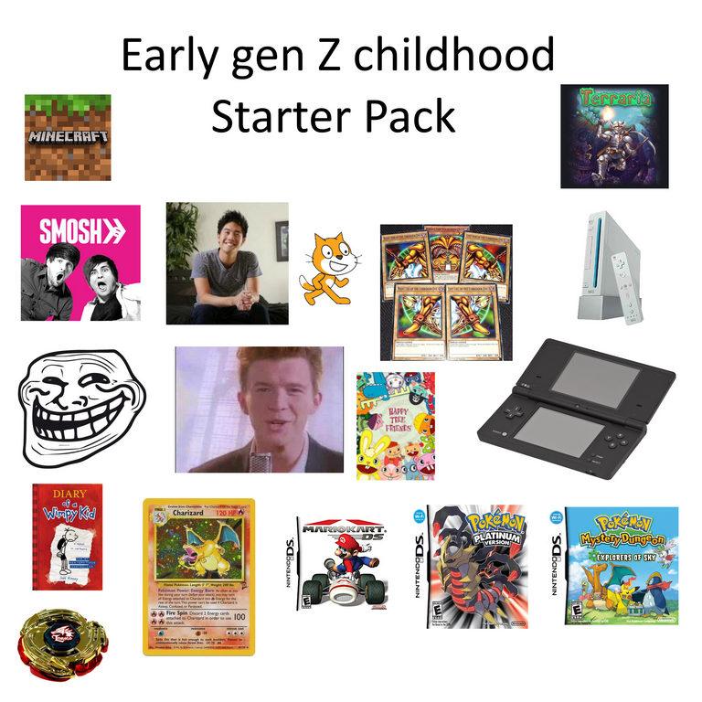 17 Edgy Gen Z Memes That Only The Kids Will Understand Starter