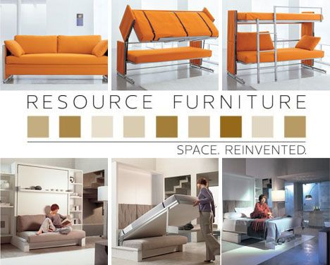 transforming couch (and other transforming furniture)-gives a ...