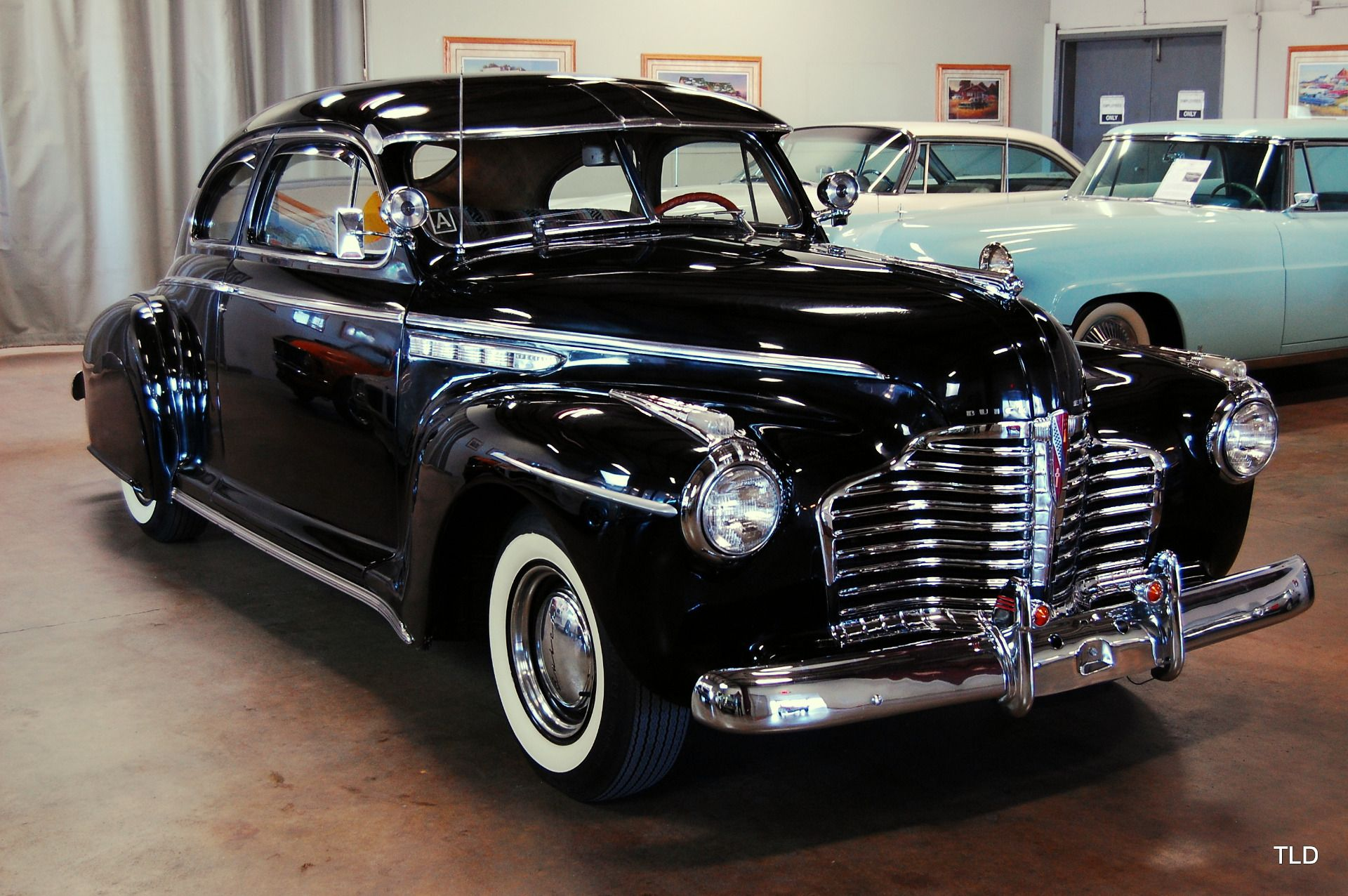 Sold by auto collections 1941 buick super sport coupe buick 1941 pinterest sports coupe super sport and buick