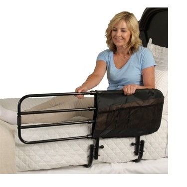 Ez Adjust Bed Rail By Stander Bed Rails Bed Side Rails