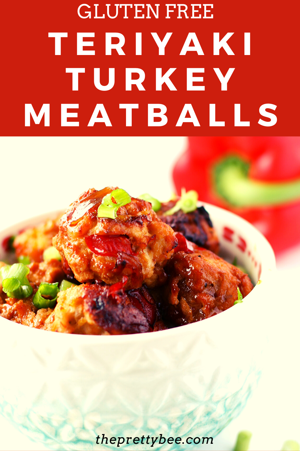 Teriyaki Turkey Meatballs | Recipe in 2020 (With images ...