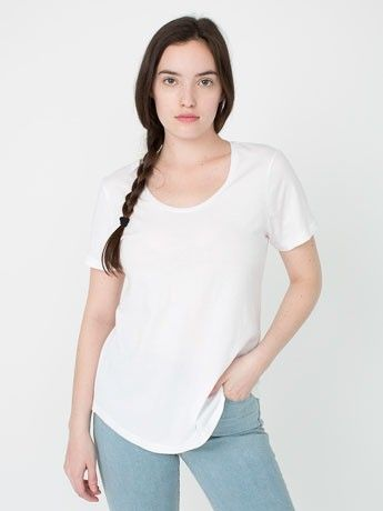 b8582724e6c1a Sports Apparel Activewear American Apparel Womens Ultra Wash Short Sleeve  Tee T-Shirt RSA6320