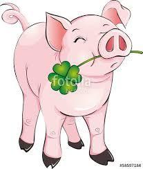 Bildergebnis für glücksschwein malvorlage Clipart kostenlos