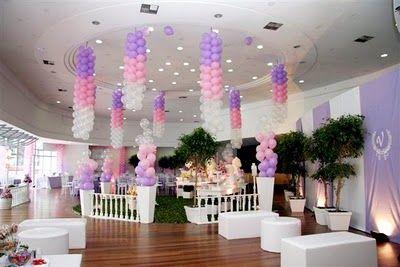 Baloes No Teto Festa Infantil Balões No Teto Festa E